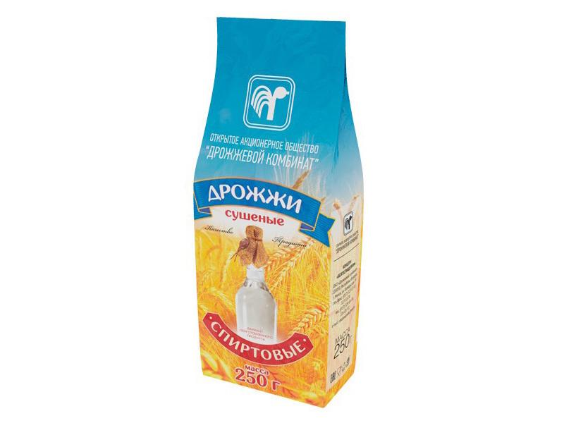 Дрожжи спиртовые Дрожжи спиртовые Белорусские, 250 гр 2.png