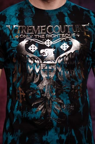 Футболка STEEL MILL S/S Xtreme Couture от Affliction
