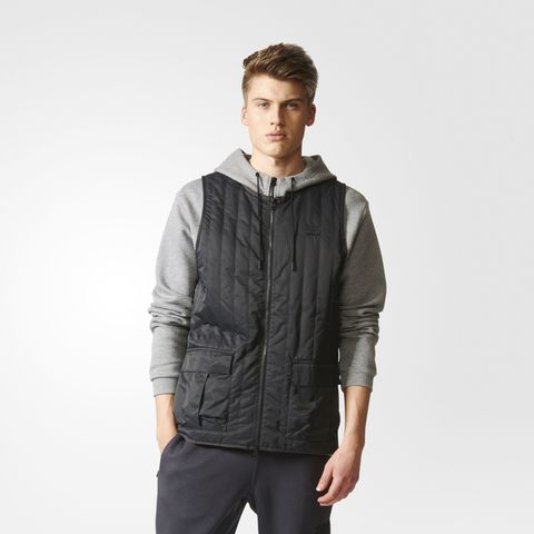 Жилет мужской adidas ORIGINALS HADOW TONES QUILTED