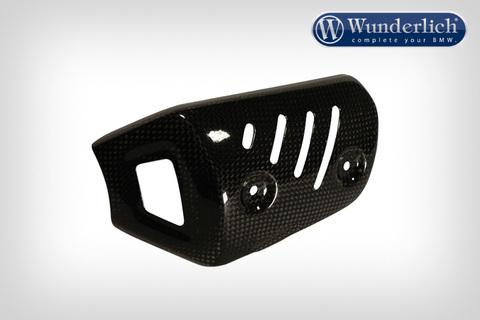 Теплозащита выпускной системы BMW F800GT/R карбон