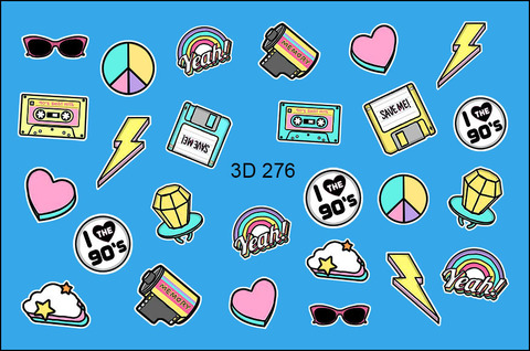 Слайдер 3D 276