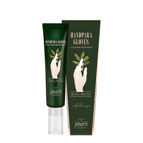 Крем для рук 23 years old Handpara Gloves Green Myrtle 20ml