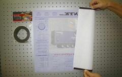 Магнитная лента 12.7 мм с простым клеем