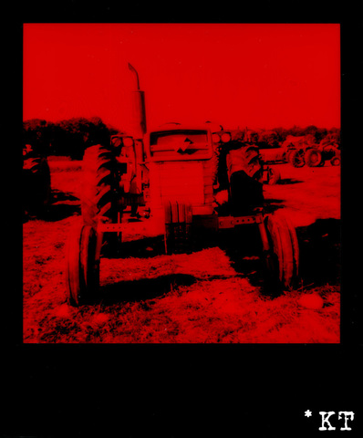 Red Tractor (Keith Toffling)