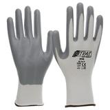 Перчатки трикотажные нейлоновые с вспененным нитриловым покрытием (NITRAS)