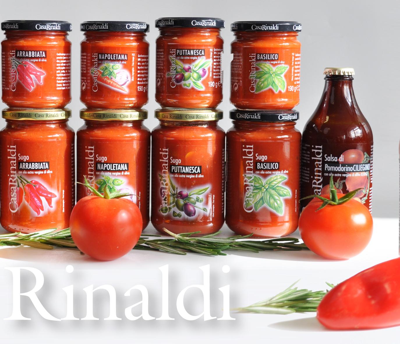 Соус Casa Rinaldi томатный Путанеска 350г