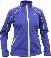 Утепленная лыжная куртка Ray Race WS Violet женская