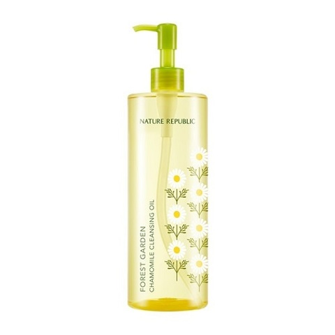 Гидрофильное масло NATURE REPUBLIC Forest Garden Chamomile Cleansing Oil 500ml