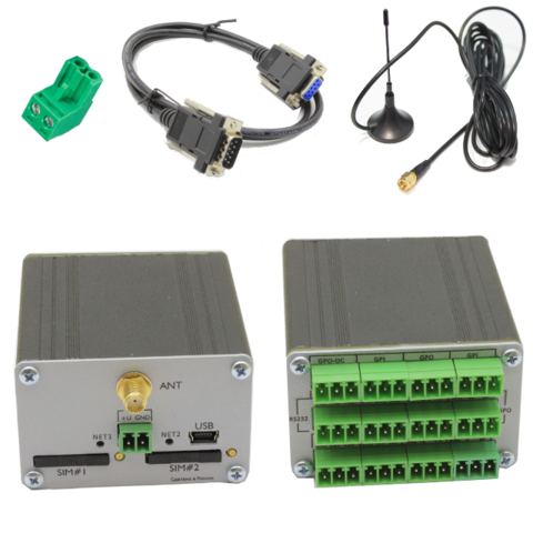 Bitcord Smart TCP GPIO, GSM/GPRS/3G-модем