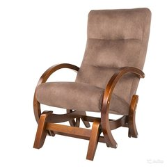 Кресло-качалка глайдер «Мэтисон» орех