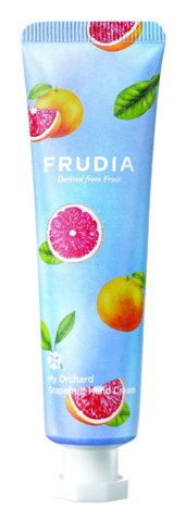 Frudia Squeeze Therapy Grapefruit Hand Cream Фрудиа Крем для рук c грейпфрутом 30 мл