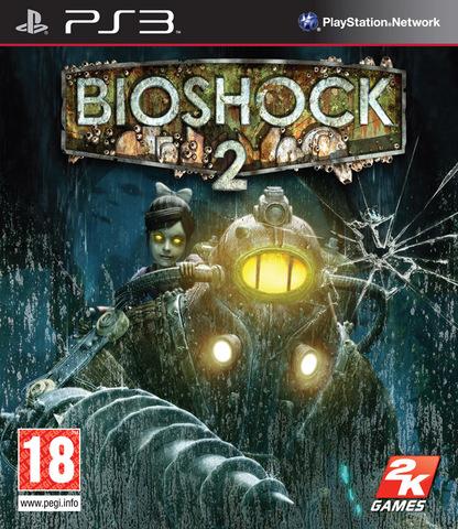PS3 Bioshock 2 (английская версия)