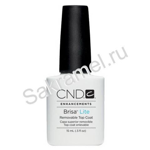 CND Brisa Lite Removable Top Coat 15 ml