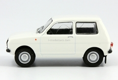 IZH-14 white 1:43 DeAgostini Auto Legends USSR #120