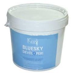 KEZY универсальный осветляющий порошок bluesky compact developer 500мл