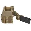Боковые вставки из мягкой брони для жилета DCS Warrior Assault Systems