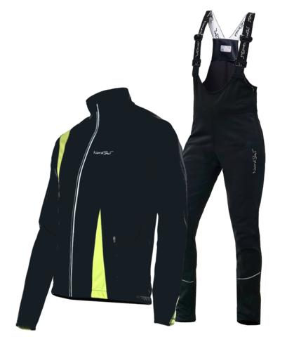 NORDSKI ACTIVE детский разминочный лыжный костюм
