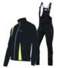 Детский разминочный лыжный костюм Nordski Active (NSJ324180)