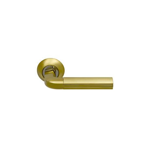 Ручка Sillur 96 матовое золото / золото