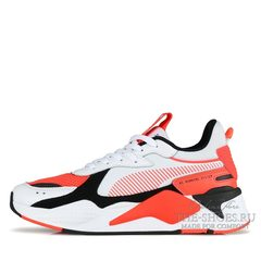 Кроссовки PUMA RS X TOYS Orange White