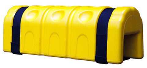 Демпфер для защиты стоек стеллажей ДС-80