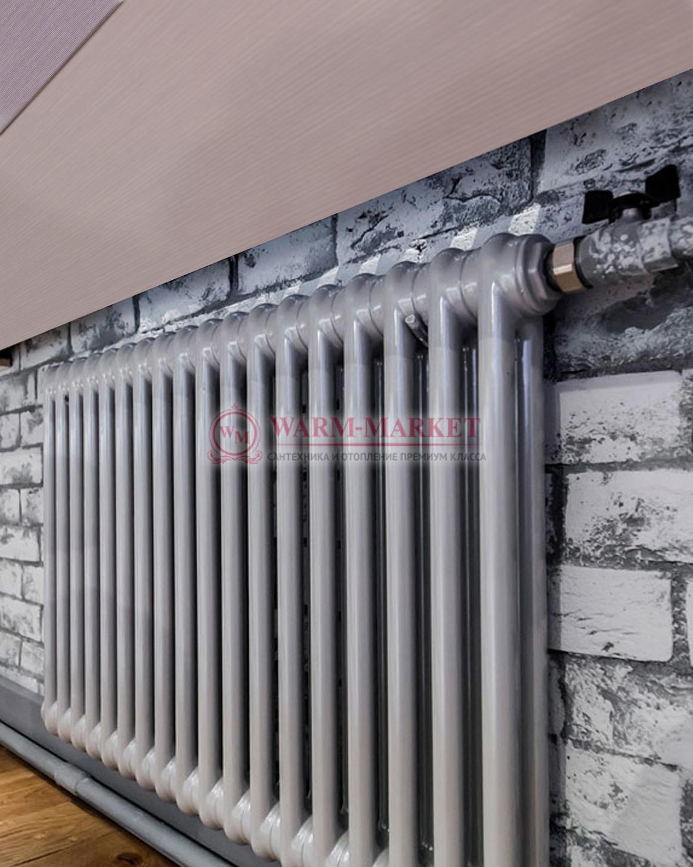 Трубчатый радиатор Irsap Tesi 2 565 №30, двухтрубный боковое ...