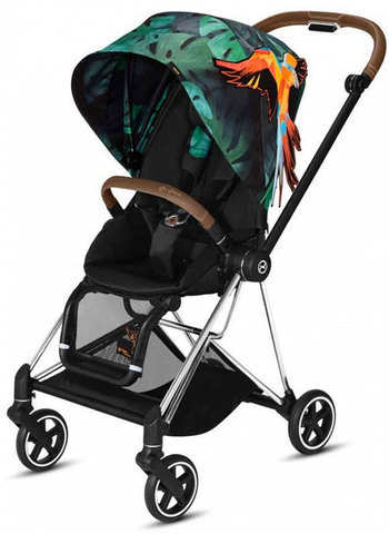 Прогулочная коляска Cybex Mios Birds of Paradise