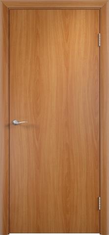 Дверь Верда ДПГ, цвет миланский орех, глухая