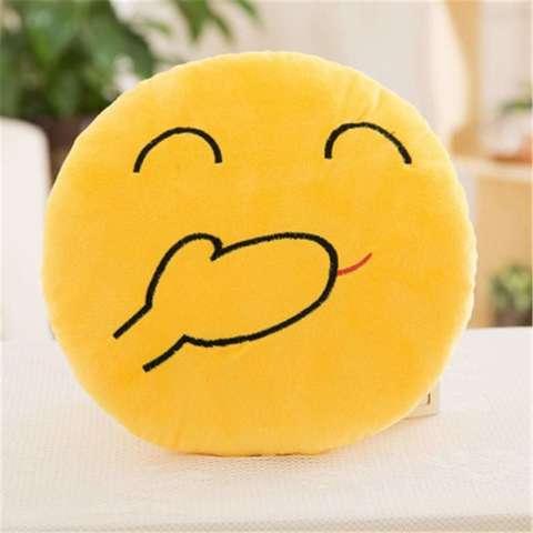 Подушка Emoji HaHa (Эмоджи ХаХа)