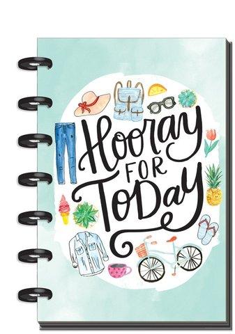 Ежедневник 12 Months – UNDATED - MINI Happy Planner® - 12,5х18см - Everyday Essentials