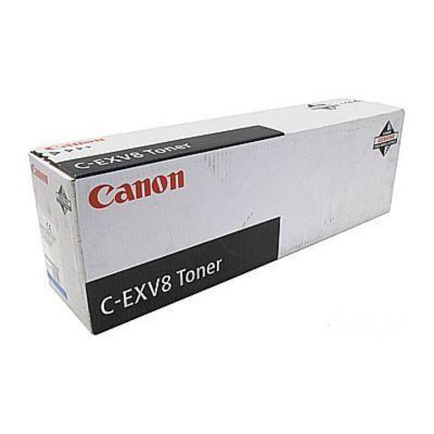 Оригинальный тонер-картридж Canon C-EXV8 Black 7629A002