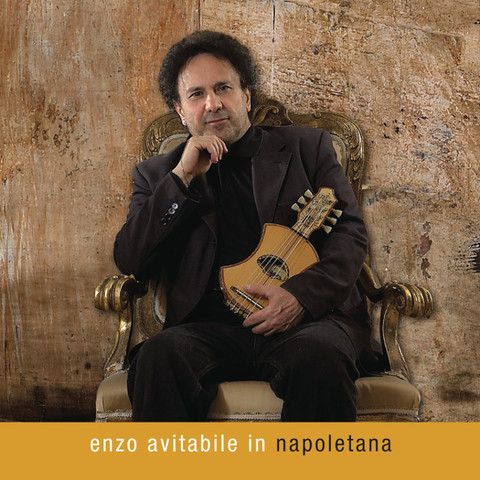 Enzo Avitabile / Napoletana (CD)