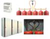 Комплект для отопления «Комфорт - 2» (Hosseven)