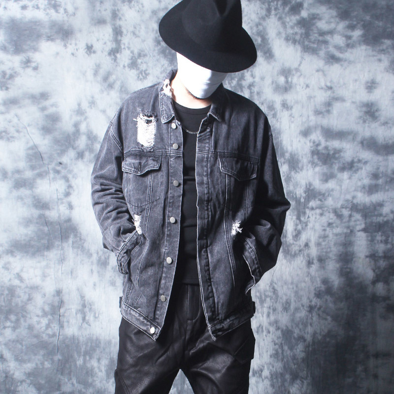Джинсовая куртка «NODGA»