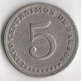 K7132, 1970, Панама, 5 сентесимо