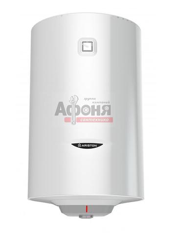 Водонагреватель PRO1 R ABS 30 V SLIM ARISTON (накопит, наст, цилинд форма, узкий)
