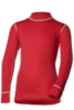 Комплект термобелья из шерсти мериноса Norveg Soft Red-Black детский