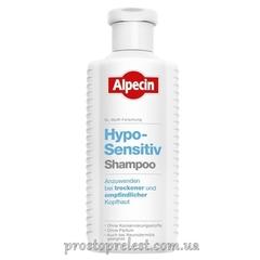Alpecin Hypo-Sensitiv Shampoo - Шампунь для сухой и чувствительной кожи головы