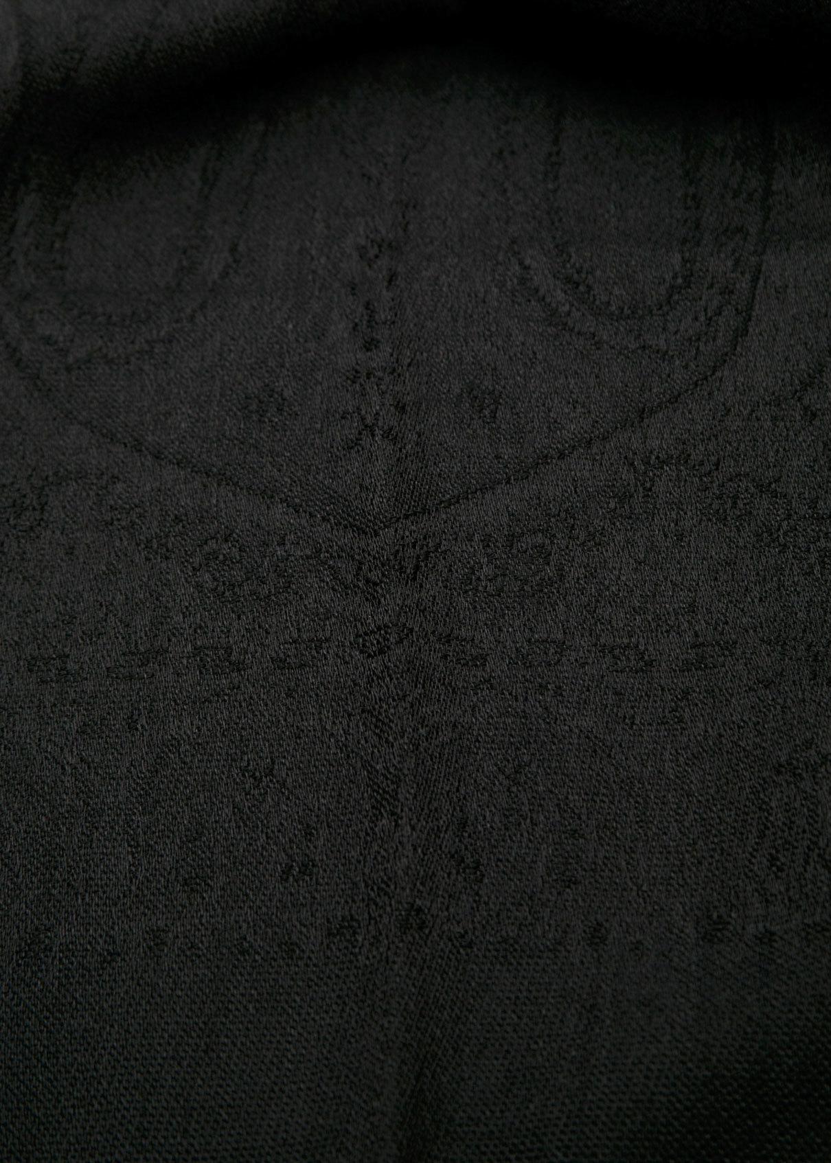 Шарф из шерсти и шелка ETRO