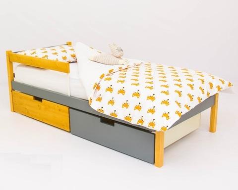 Комплект постельного белья ЛИСИЧКИ