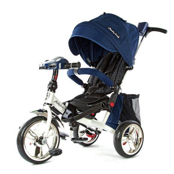 Велосипед Moby Kids Leader Т40012/10 Blue с поворотным сиденьем
