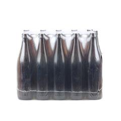 Бутылка пивная 0,5 л. коричневая (20 шт.) термо...