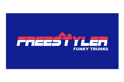 FUNKY TRUNKS Freestyler Royale Полотенце