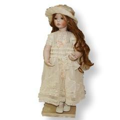 Кукла фарфоровая коллекционная Marigio Франческа
