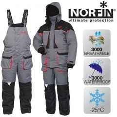 Костюм NORFIN Arctic Red 2 (размер S 44-46)
