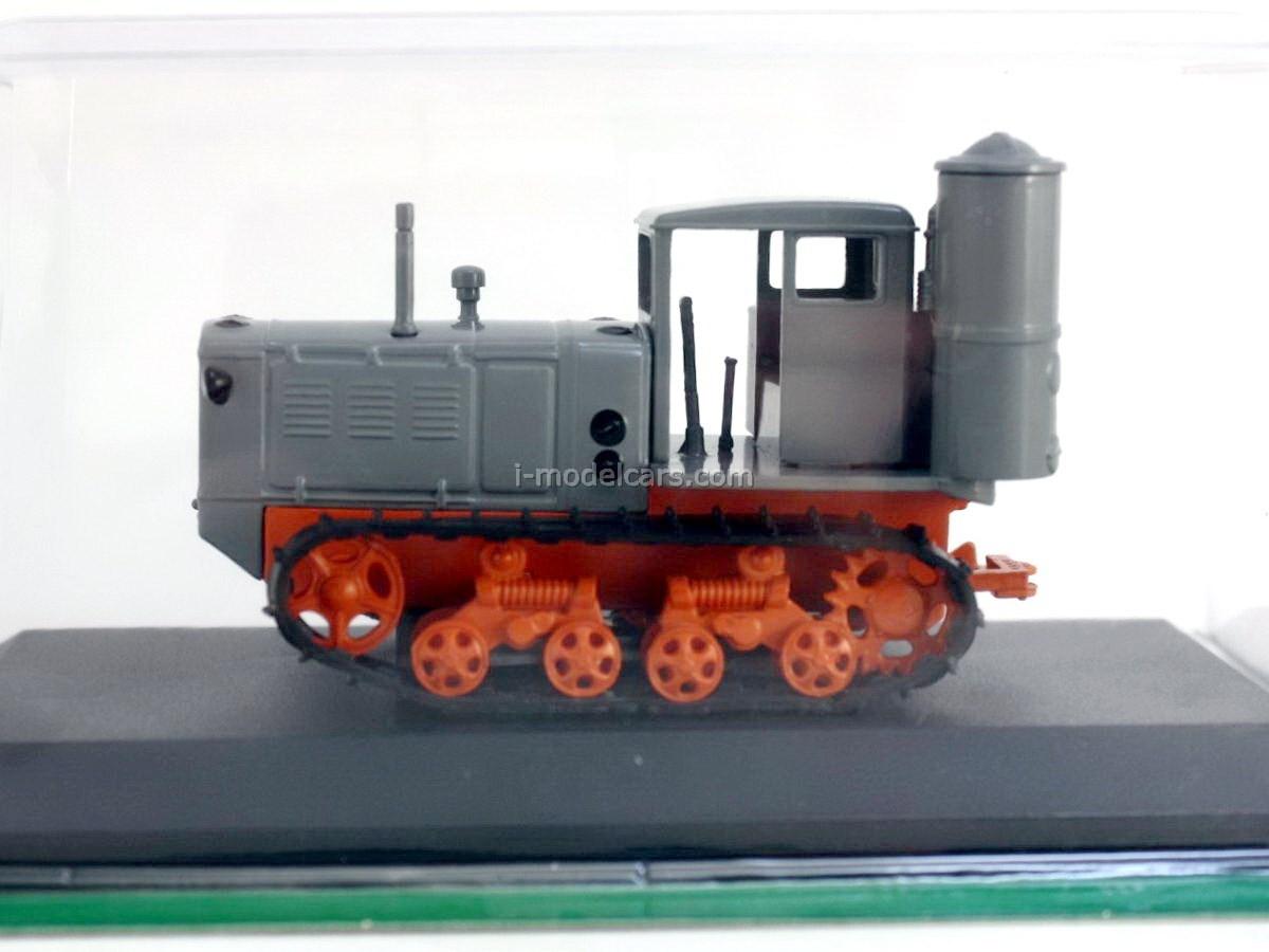 Tractor HTZ-T2G 1:43 Hachette #22