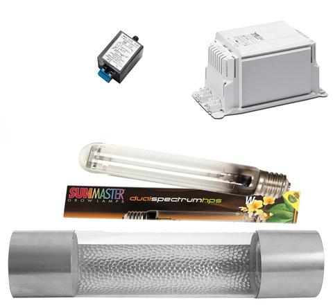 Комплект ДНАТ с светильником и лампой мощностью 400w