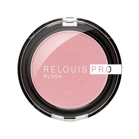 Relouis pro Румяна компактные Blush тон №72 Pink lily