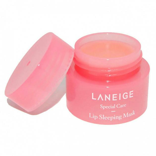 Ночная маска для губ с лесной ягодой LANEIGE Mini Lip Sleeping Mask Berry 8 г