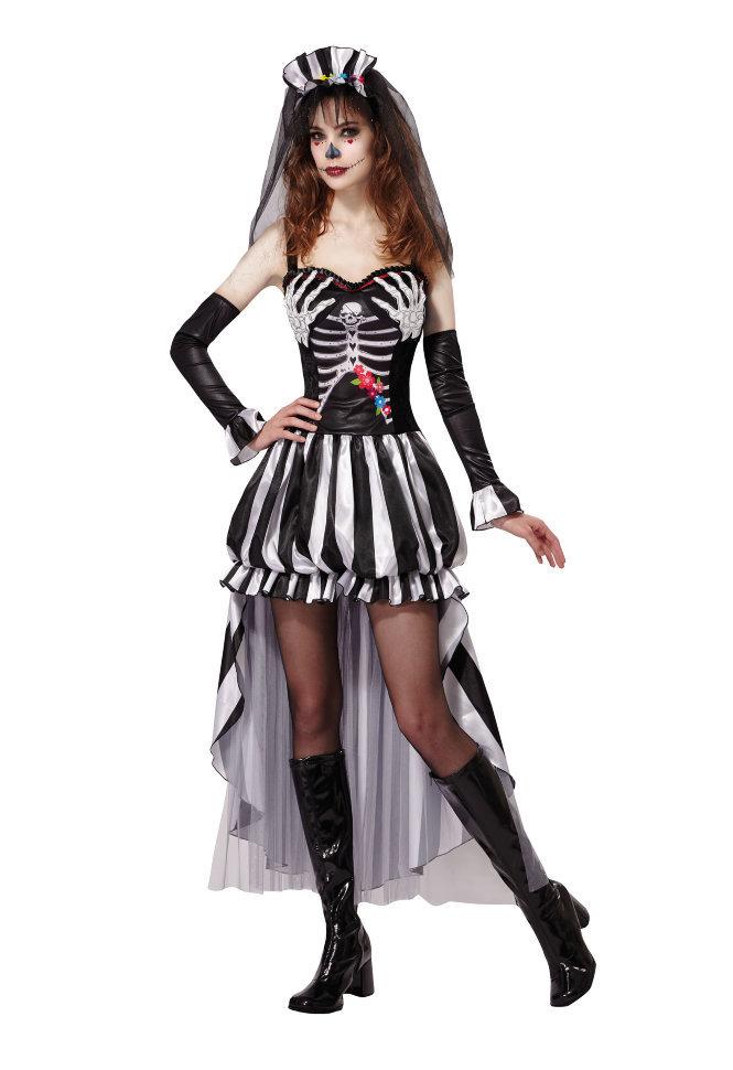 Платье Королевы-Скел